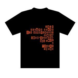 【3周年記念】Tシャツ オレンジ(東京限定)