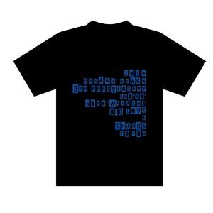 【3周年記念】Tシャツ ブルー(北海道限定)