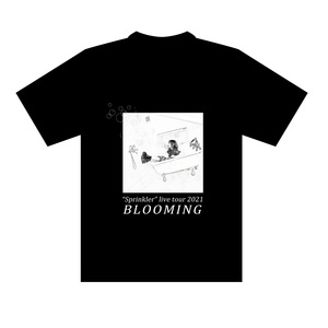 "【""Sprinkler"" live tour 2021 -BLOOMING-】Tシャツ"